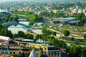 Tbilisi view — Stock Photo