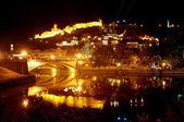 Night Tbilisi — Stock Photo
