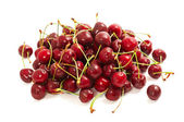 Heap of sweet cherry — Foto Stock