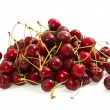 Heap of sweet cherry — Stock Photo