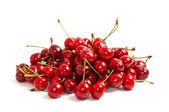 Heap of sweet cherries — Stock Photo
