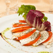 Caprese salad — Stock Photo #41254957