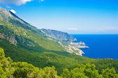 Türkiye deniz manzara — Stok fotoğraf