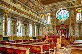 Synagogue interior — Stock Photo