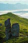 Horská krajina — Stock fotografie