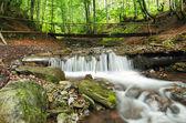 Shipot vattenfall — Stockfoto