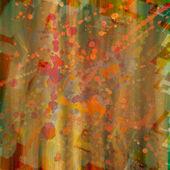 Trä textur med blotting 4 — Stockfoto