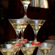 Champagne glasses - Photo