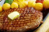 Japanese pork Steak — Stock Photo