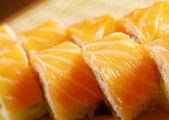 Clásico de Filadelfia. sushi japonés — Foto de Stock