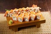 Japanese sushi — Foto Stock