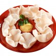 Chinese cuisine .Chinese dim sum appetizers — Stock Photo #15597513