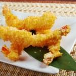 Prawn Ebi tempura bowl — Stock Photo #16019699