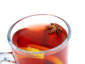Orange cocktail d. — Stock Photo