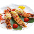 Royal tiger shrimps — Stock Photo #16493303