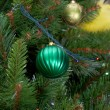 Royalty-Free Stock Photo: Christmas Tree Ornament