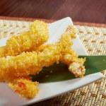 Prawn Ebi tempura bowl — Stock Photo #17371659
