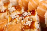 Japansk sushi — Stockfoto