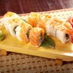 Japanese sushi — Stock Photo #18914401