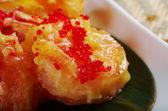 Prawn potato chips chinese — Stock Photo