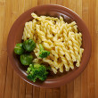 Delicious macaroni pasta - Zdjcie stockowe