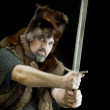 Cimmerian.barbarian  Warrior - Stock Photo