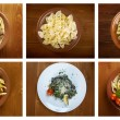 Different italian pasta. — Stock Photo #23662535