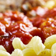 Stock Photo: Italipastcavatappi