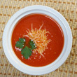 Thick and hearty tomato soup - Photo