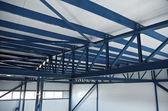 Industrial Building Interior — Stock Photo
