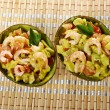 Avocado and Shrimps Salad — Stock Photo #26910447