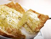 Qutab - cozido lavash pi de queijo — Foto Stock