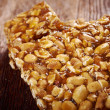 Peanut brittle sweet hard — Stock Photo #27182505