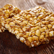 Peanut brittle sweet hard — Stock Photo #27861587
