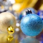 Christmas balls .christmas ornament — Stock Photo #2870341