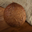 Foto de Stock  : Farmhouse bread