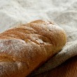 Foto de Stock  : Farmhouse bread .