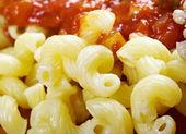Italiensk pasta cavatappi — Stockfoto