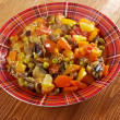 Country stew - gyuvech. — Stock Photo #31986449