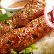 Caucasian Luleh kebab — Photo