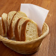Sliced ciabatta bread — Stock Photo #32635465