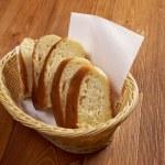 Sliced ciabatta bread — Stock Photo #33100735