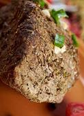 Roast beef farm-style — Stock Photo