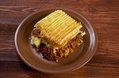 Cottage pie — Stock Photo