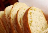 Sliced ciabatta bread — Stock Photo