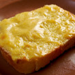 Stock Photo: Welsh Rarebit