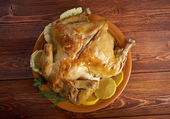 Pollo alla diavola — Stock Photo
