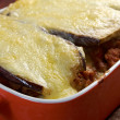Lamb moussaka — Stock Photo