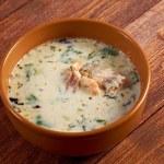 ������, ������: Seafood Chowder