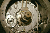 Close up old mechanism — Stock Photo